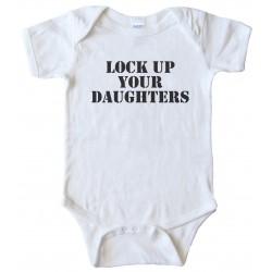 Lock Up Your Daughters - Baby Bodysuit