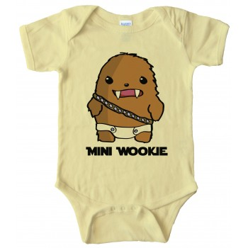 Mini Wookie Baby Chewbacca - Star Wars Bodysuit