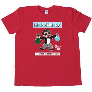 Monopoly Heisenberg Breaking Bad - Tee Shirt