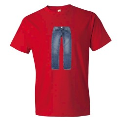 Pants On A Tee Shirt 4Chan Idiots Delight - Tee Shirt
