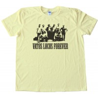 Parole Picture Vatos Locos Forever - Blood In Blood Out Tee Shirt