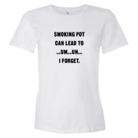 Smoking Pot Can Lead To