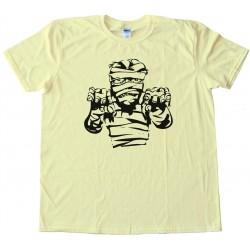 Spooky Mummy Halloween - Tee Shirt