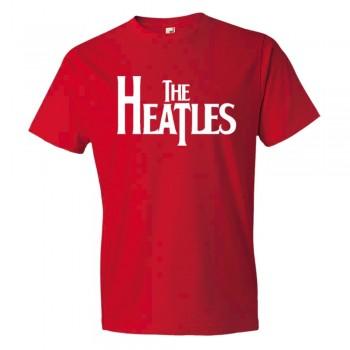 The Heatles Miami Heat Basketball Beatles - Tee Shirt