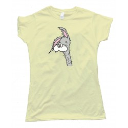 Womens Bogs Bunny - Bugs Bunny - Tee Shirt