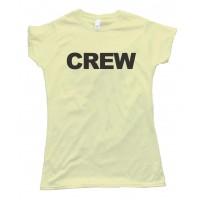 Womens Crew Tee Shirt