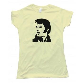 Womens Elvis Presley Sideview - Tee Shirt