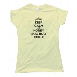 Womens Honey Boo Boo Child - Tee Shirt