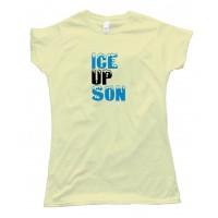 Womens Ice Up Son Steve Smith - Tee Shirt