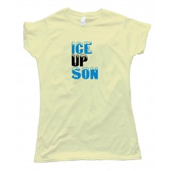 Womens Ice Up Son Steve Smith - Tee Shirt