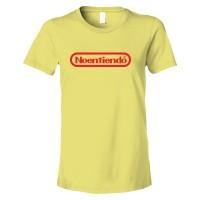 Womens Noentiendo Nintendo I Don'T Understand - Tee Shirt