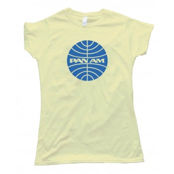 Womens Pan Am Airlines Television Show - Tee Shirt