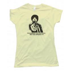 Womens Programming  Motherfucker - Do You Speak It? - Tee Shirt