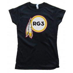 Womens Redskins Rg3 Robert Griffin - Tee Shirt