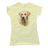 Womens Yellow Lab 'Faithful Friend' T-Shirt * Seen In The Hangover 2 * Tee Shirt