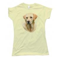 Womens Yellow Lab 'Faithful Friend' T-Shirt * Seen In The Hangover 2 * Tee Shirt