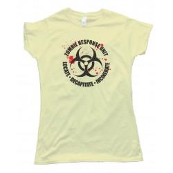 Womens Zombie Response Unit - Locate