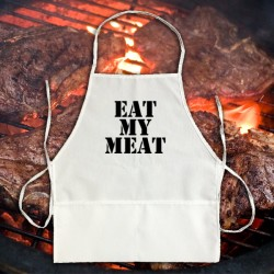Apron Eat My Meat