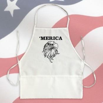 Apron 'Merica Eagle