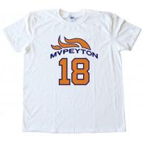 Mvpeyton Peyton Manning Denver Broncos Shirt