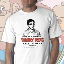Brian Kuh Donkey Kong Kill Screen
