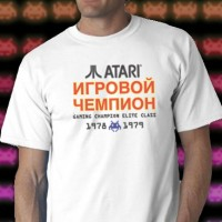 Atari Champ Tee Shirt