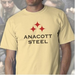 Anacott Steel Tee Shirt