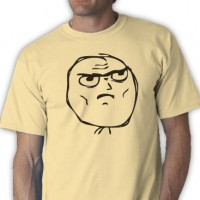 Determined Tee Shirt