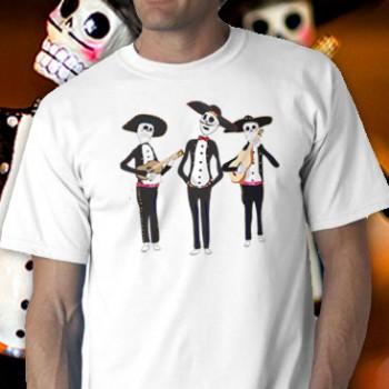 Los Muertos Tee Shirt