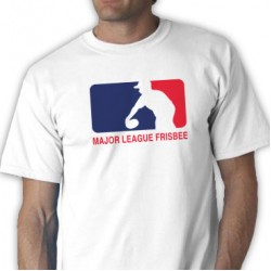 Major League Frisbee Tee Shirt