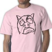 Pig Rage Tee Shirt