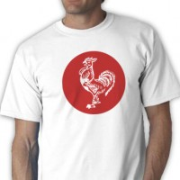 Red Rooster Tee Shirt