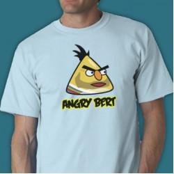 Angry Bert Tee Shirt
