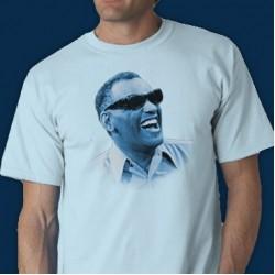 Blue Ray Tee Shirt