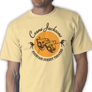 Crane Jacksons Tee Shirt