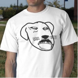 Dog Bliss Tee Shirt