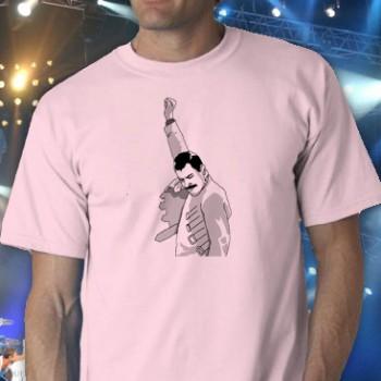 Freddy Mercury Tee Shirt