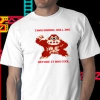 Hipster Kong Tee Shirt
