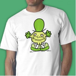 Mr. Green Tee Shirt