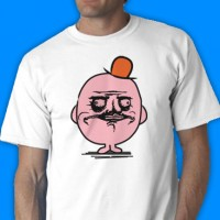 Mr. Megusta Tee Shirt