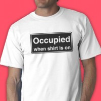 Occupied Tee Shirt