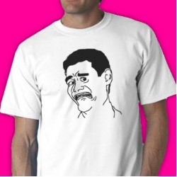 Scared Yao Tee Shirt