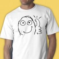 Thumbs Up Tee Shirt