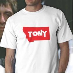 Tony Montana Tee Shirt