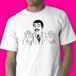Weve Got A Badass Over Here Tee Shirt