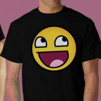 Awesome Face Tee Shirt