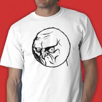 No Tee Shirt