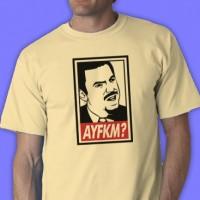 Obey-Ayfkm Tee Shirt