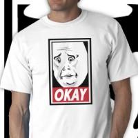 Obey-Okay Tee Shirt