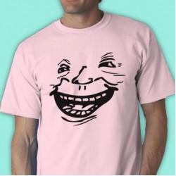 Stoner Laugh Tee Shirt